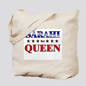 SARAHI for queen Tote Bag